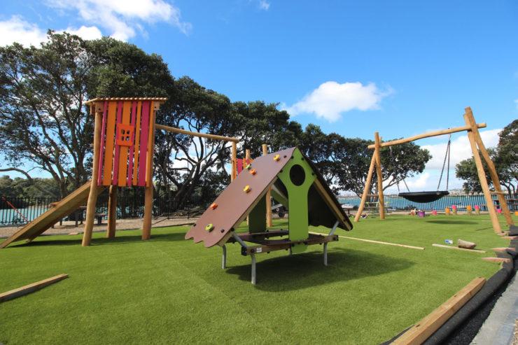 Chelsea Sugar Factory Playground