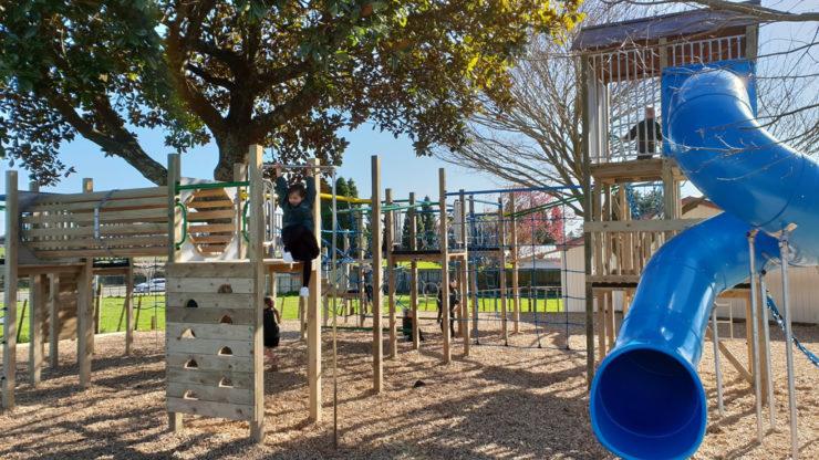 Greenpark School Playground