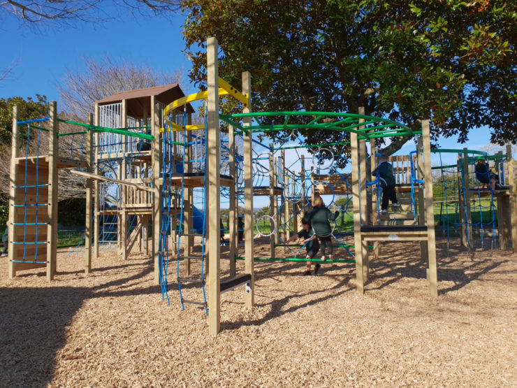 Greenpark School Playground