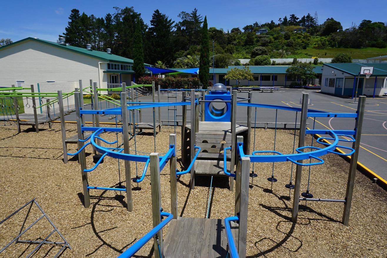 Long Bay Primary Playground