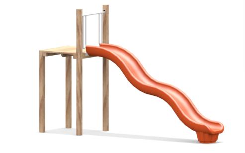 Slide Wave 1820mm