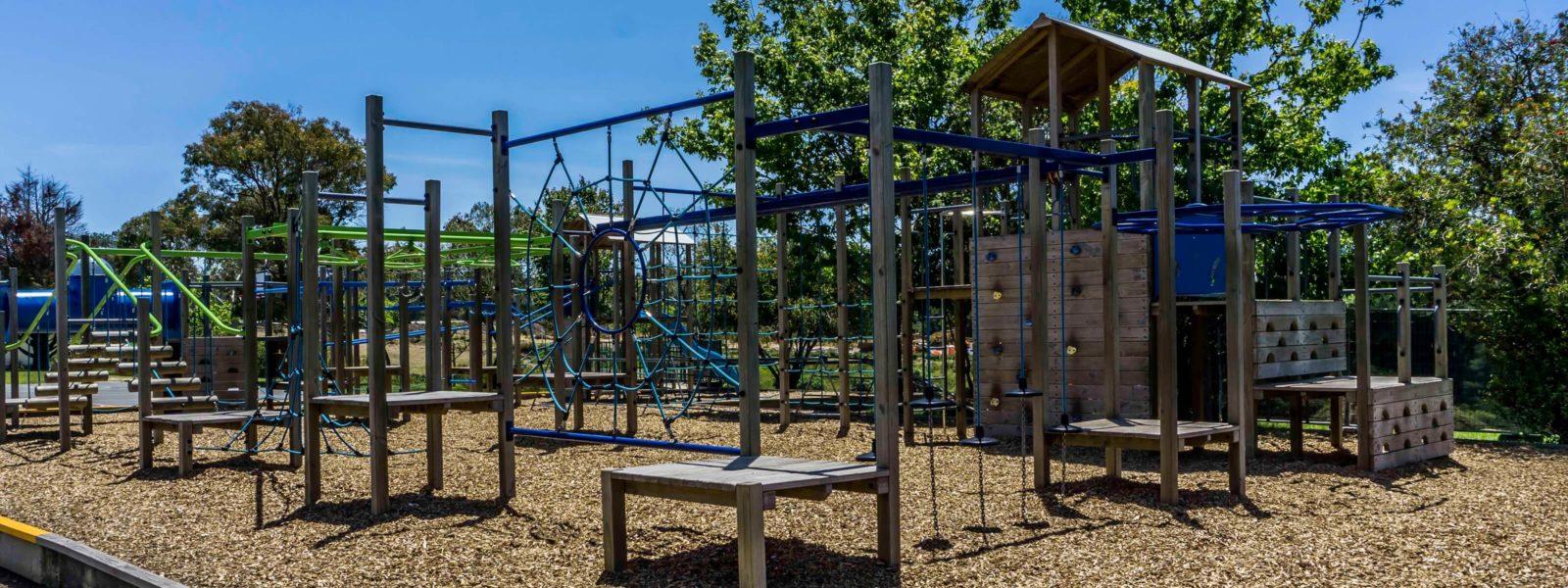 Long Bay Playco Playground