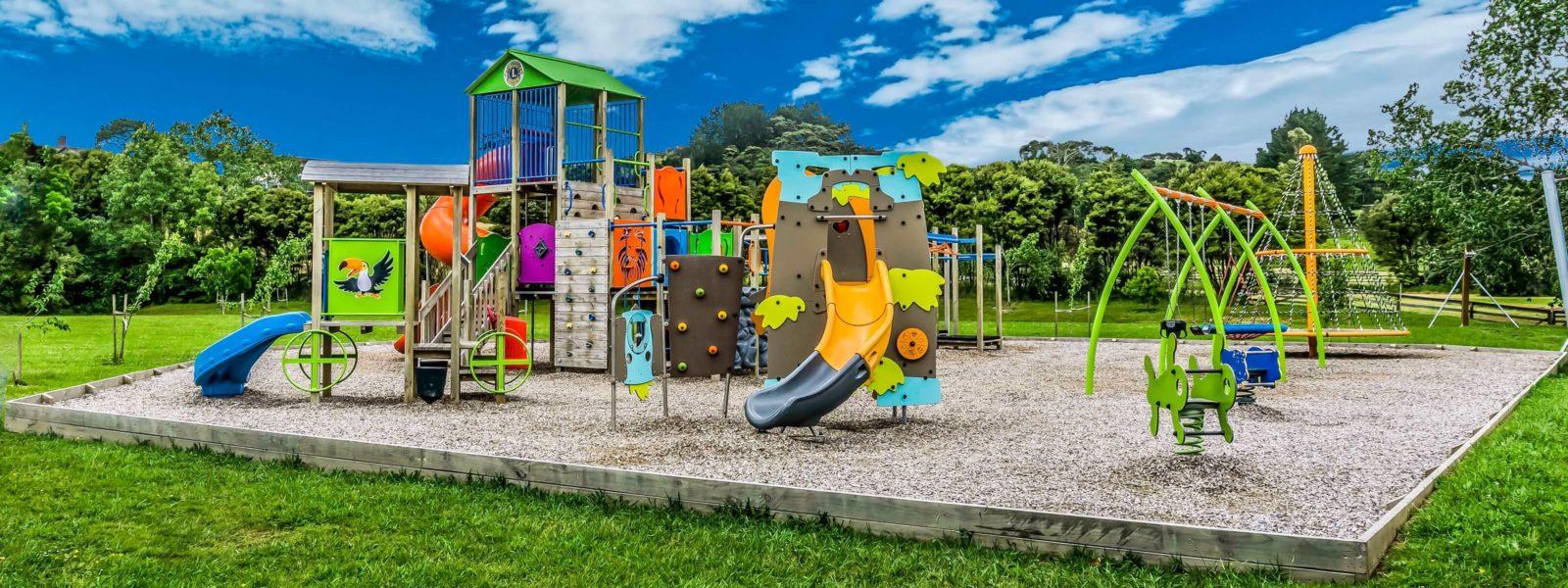 Waimauku Lions Playco Playground