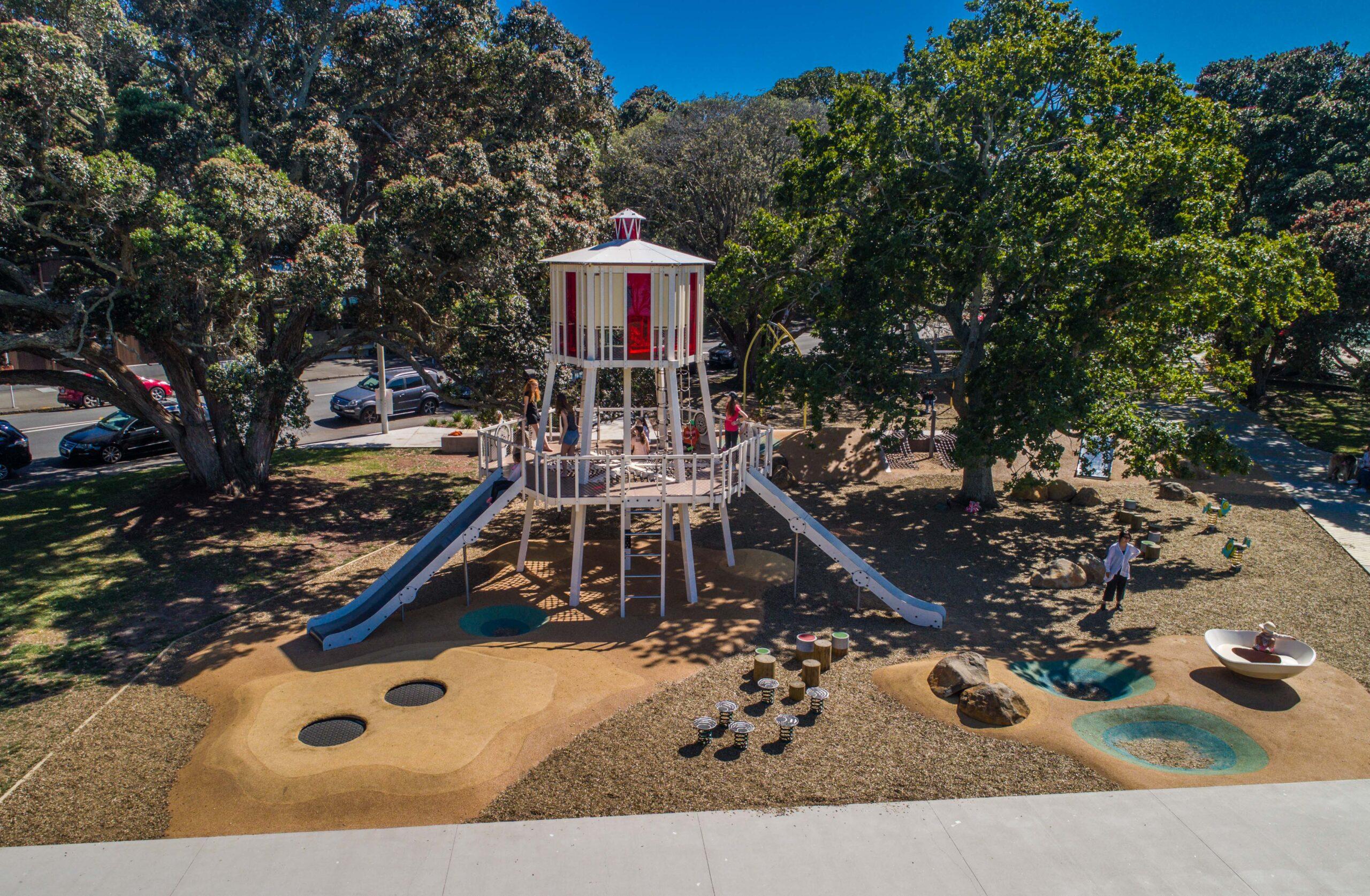 Windsor reserve playground